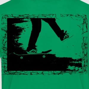 Skateboard - Toddler Premium T-Shirt