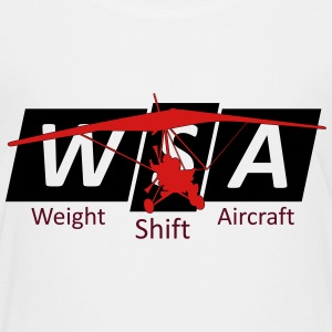 Weight Shift Aircraft - Kids' Premium T-Shirt