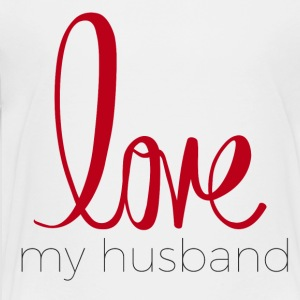 love my husband - Kids' Premium T-Shirt