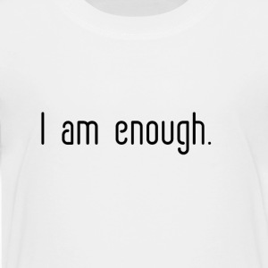 I am enough - Kids' Premium T-Shirt