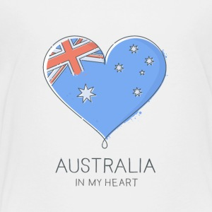 Australia In My Heart - Kids' Premium T-Shirt