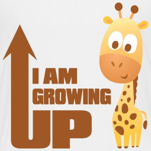 I am growing up - Kids' Premium T-Shirt