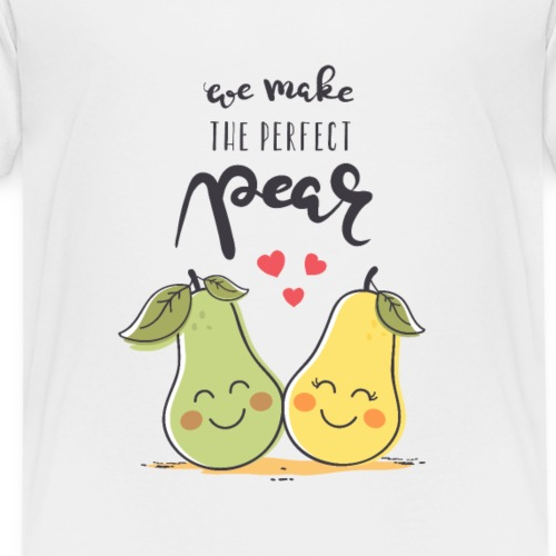 We Make The Perfect Pear - Kids' Premium T-Shirt