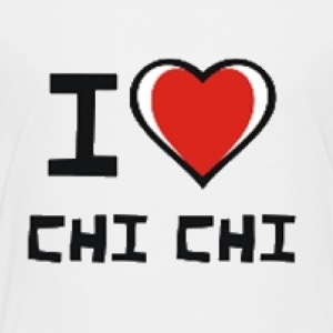 i love chi chi - Kids' Premium T-Shirt