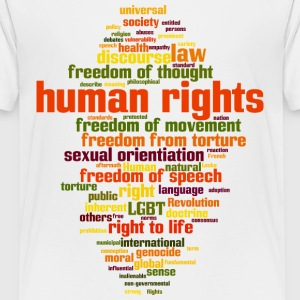 human rights - Kids' Premium T-Shirt