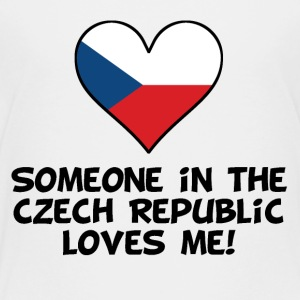 Someone In the Czech Republic Loves Me - Kids' Premium T-Shirt