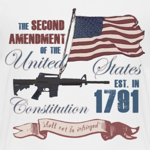 2nd Amendment Est. 1791 - Kids' Premium T-Shirt