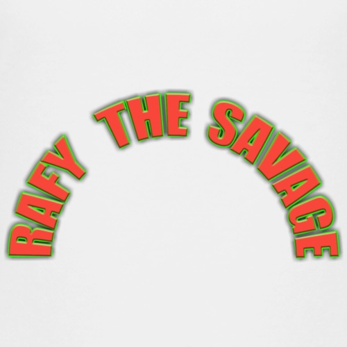 Rafy the savage - Kids' Premium T-Shirt