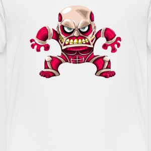 ATTACK ON TITAN TROOPS - Kids' Premium T-Shirt