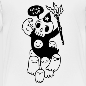 Super Duper Necromancer - Kids' Premium T-Shirt