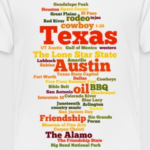 Texas (US state, The Lone Star State) - Kids' Premium T-Shirt