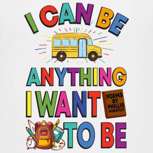 I CAN BE - Kids' Premium T-Shirt