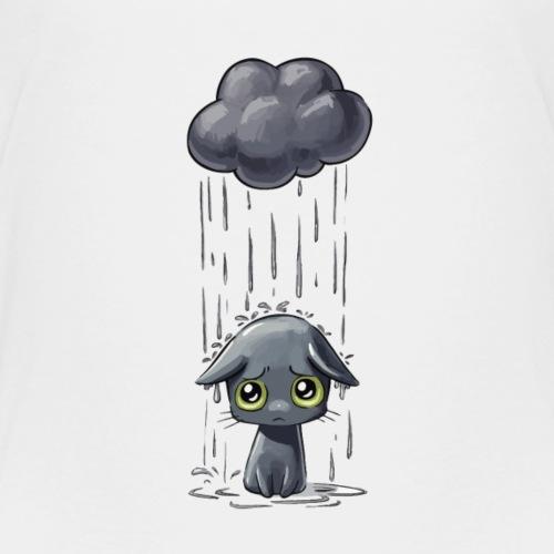 Sad cat - Kids' Premium T-Shirt