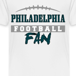 Philadelphia Football Fan - Kids' Premium T-Shirt