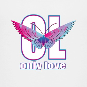 ONLY LOVE - Kids' Premium T-Shirt