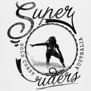 super_surfer_black - Kids' Premium T-Shirt