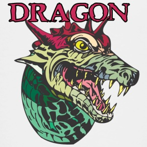 angry_dragon_head_color - Kids' Premium T-Shirt