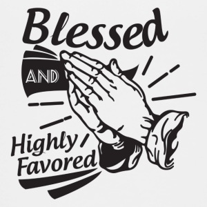 Blessed And Highly Favored - Kids' Premium T-Shirt