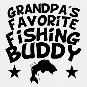 Grandpa's Favorite Fishing Buddy - Kids' Premium T-Shirt