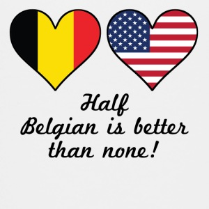 Half Belgian Is Better Than None - Kids' Premium T-Shirt