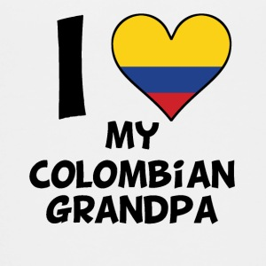 I Heart My Colombian Grandpa - Kids' Premium T-Shirt