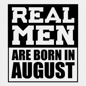 Real Men are Born in August - Kids' Premium T-Shirt