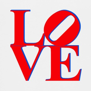 Love Park Philadelphia Sign - Kids' Premium T-Shirt
