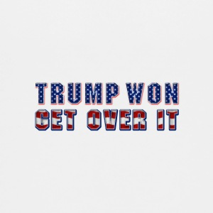 Trump Won, Get Over It. - Kids' Premium T-Shirt