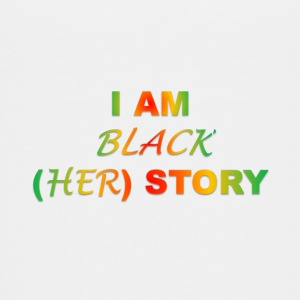 I AM BLACK HER STORY - Kids' Premium T-Shirt