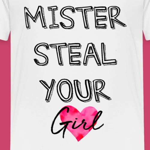 Mister Steal Your Girl - Kids' Premium T-Shirt