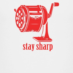 stay sharp - Kids' Premium T-Shirt