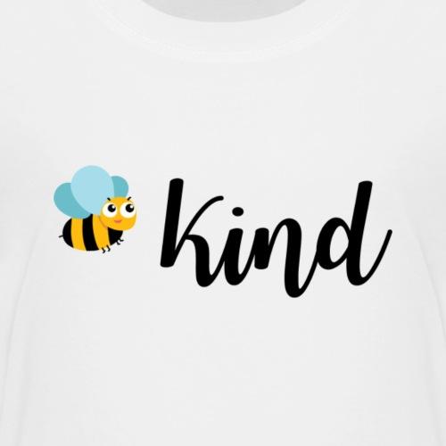 Beeeee Kind - Kids' Premium T-Shirt