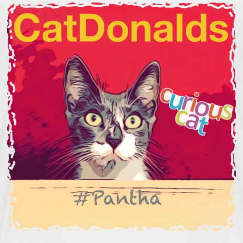 CatDonalds - Kids' Premium T-Shirt