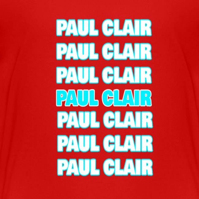 Paul Clair Stand Out Youth & Babies