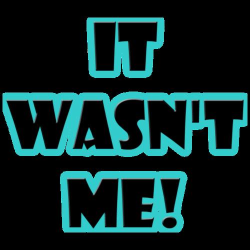 itwasn'tme - Kids' Premium T-Shirt