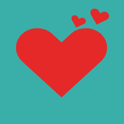 Hearts by Deeann's Designs - Kids' Premium T-Shirt