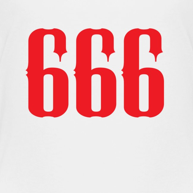 666 - The Number Of The Beast