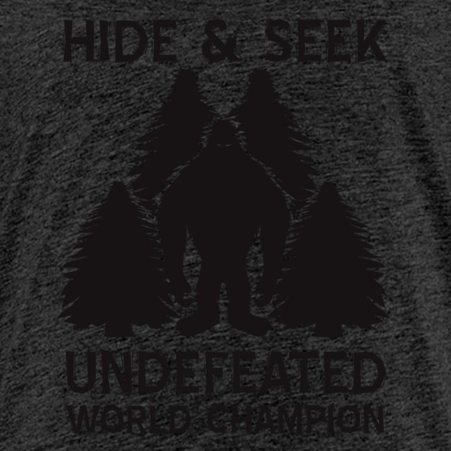 Hide and Seek Champ!