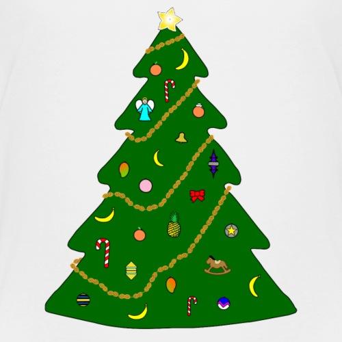 Christmas Tree For Monkey - Kids' Premium T-Shirt