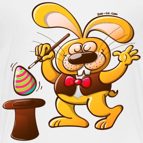 Magician Easter Bunny - Kids' Premium T-Shirt
