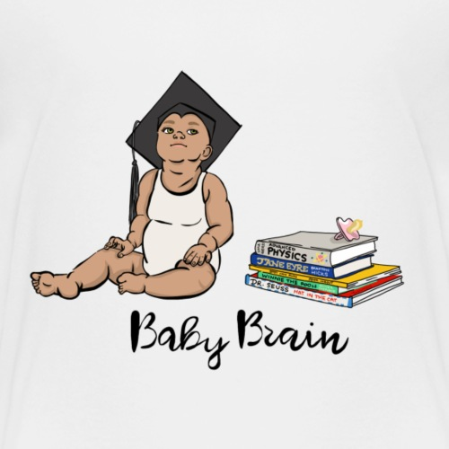 Baby Brain - Kids' Premium T-Shirt