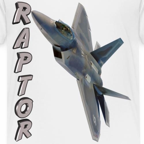 Raptor - Kids' Premium T-Shirt