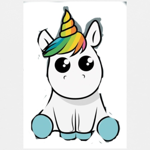 The unicorn - Kids' Premium T-Shirt