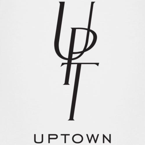 uptown_logo_BLACK - Kids' Premium T-Shirt