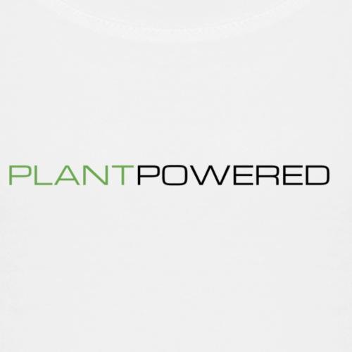 _PLANT POWERED - Kids' Premium T-Shirt