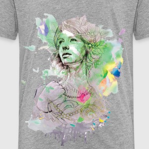 women in multicolor - Kids' Premium T-Shirt