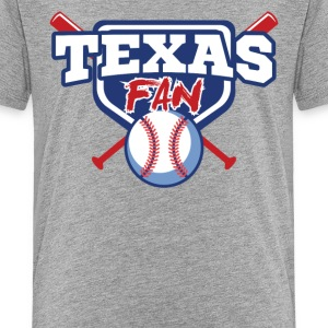 texas baseball shirt - Kids' Premium T-Shirt