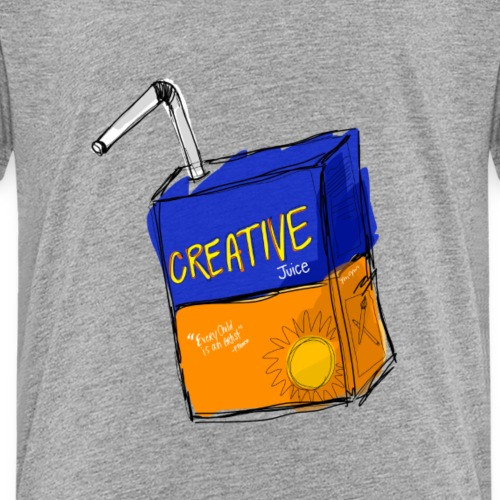 Creative Juices - Kids' Premium T-Shirt