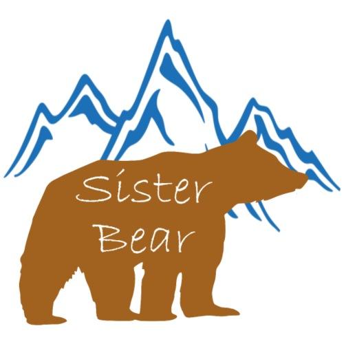SisterBear - Kids' Premium T-Shirt