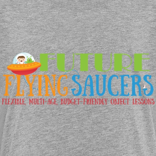FutureFlyingSaucers Logo - Kids' Premium T-Shirt